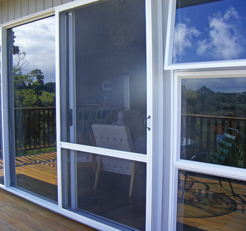 Insect Screens At Season Solutions Whangarei Hinged Or